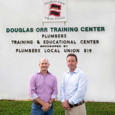 Douglas Orr Training Center Building